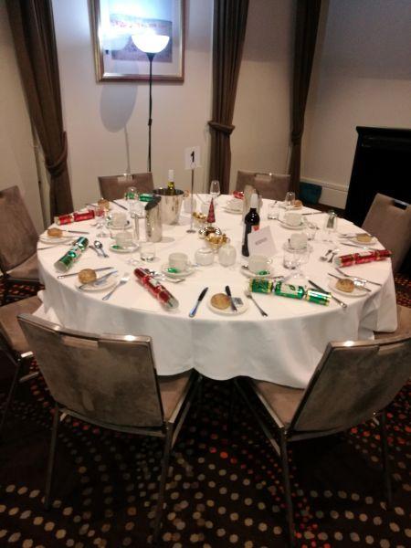 Christmas in July Dinner